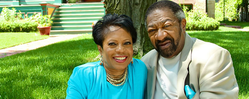 Jesse and Melva Johnson